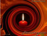 Adventgruss Lukas 2, 1-20 ... Fürchtet euch nicht! Denn siehe, ich verkündige euch große Freude, die dem ganzen Volk widerfahren soll. Denn euch ist heute in der Stadt Davids der Retter geboren, welcher ist Christus, der Herr ...