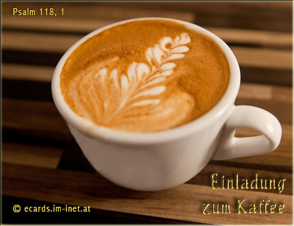 christliche ecards - einladungen, Einladung