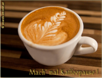 Mach' mal Kaffeepause!