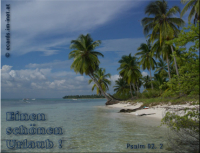 Einen schönen Urlaub ! Psalm 92,2 Gut ist's, dem HERRN zu danken, und deinem Namen zu lobsingen, du Höchster.