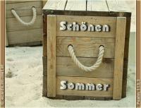 Schönen Sommer Psalm 113,3 - Vom Aufgang der Sonne bis zu ihrem Niedergang sei gelobt der Name des HERRN!