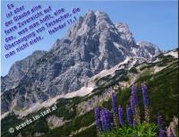 Hebräer 11,1 Es ist aber der Glaube eine feste Zuversicht auf das, was man hofft, eine Überzeugung von Tatsachen, die man nicht sieht.
